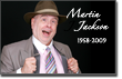 Pictured: beloved entertainer Martin Jackson.