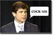 Pictured: file photo of Blagojevich.