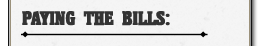 Paying The Bills: